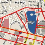 Traffic Problem in Hanoi 1000th Anniversary