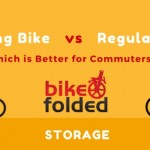 Folding Bike Infographic – Is it Better than Regular Bike?